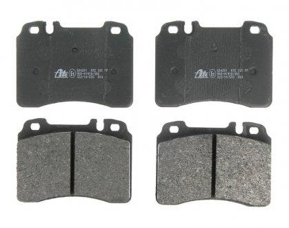 13046042012 ATE Комплект гальмівних колодок