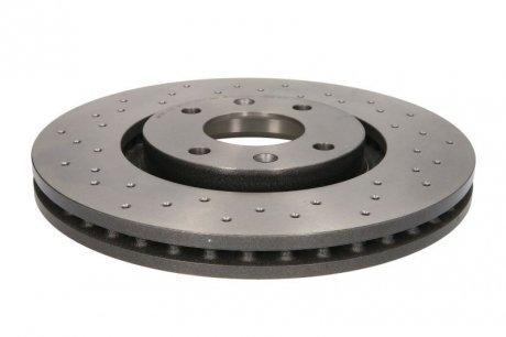 09.9619.10 BREMBO Тормозной диск вентилируемый