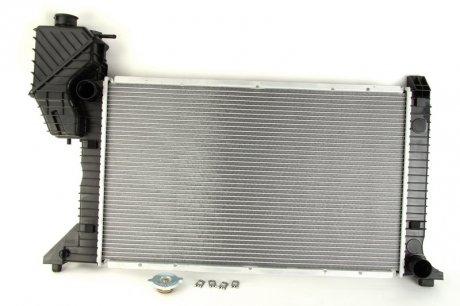 62685A NISSENS Радиатор охлаждения двигателя