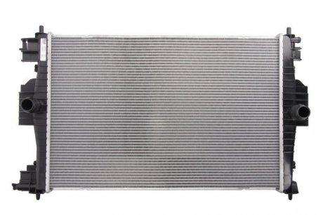 636012 NISSENS Радиатор охлаждения двигателя